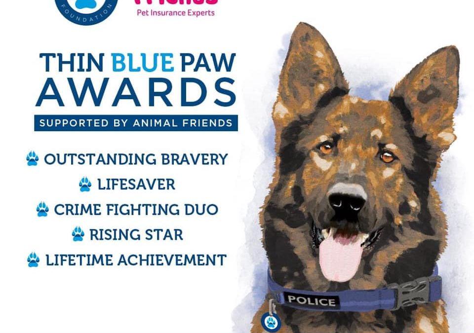 Thin Blue Paw Awards